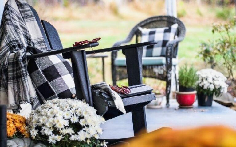 Buffalo Plaid Home Decor for Fall on Amazon | Cozy Homemaking